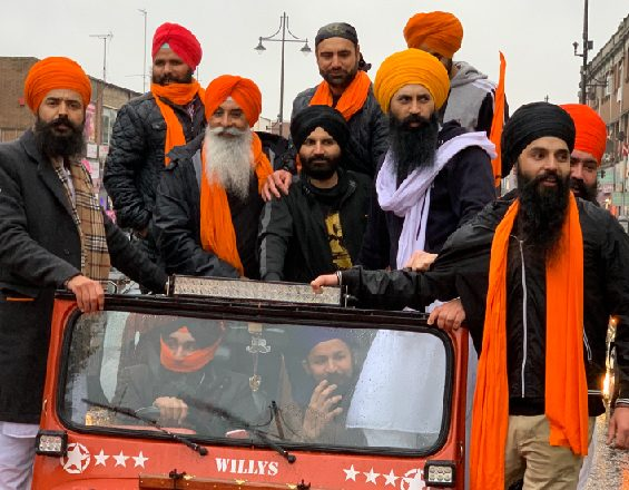 Power of the Protest: From Punjab to London